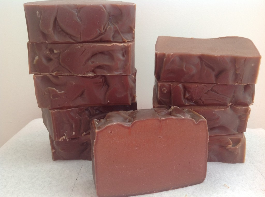Chocolate Milk Soap