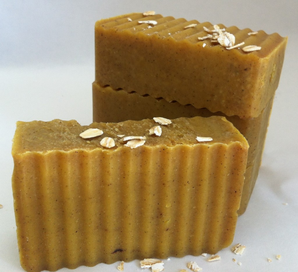 Pumpkin Pie Soap