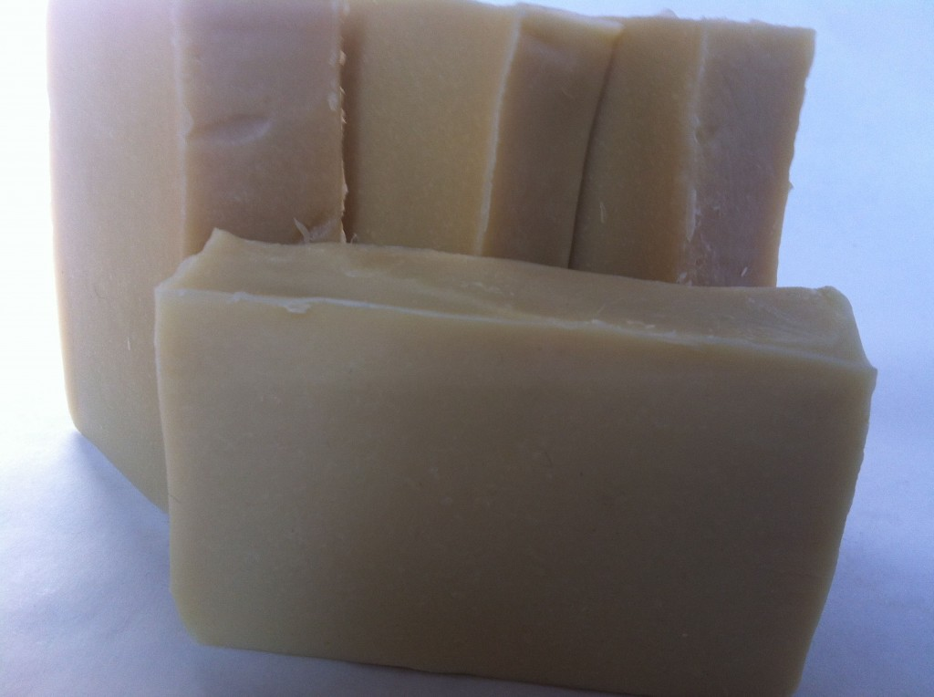Cucumber Yogurt Soap