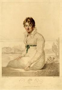 Portrait of Mrs. Q