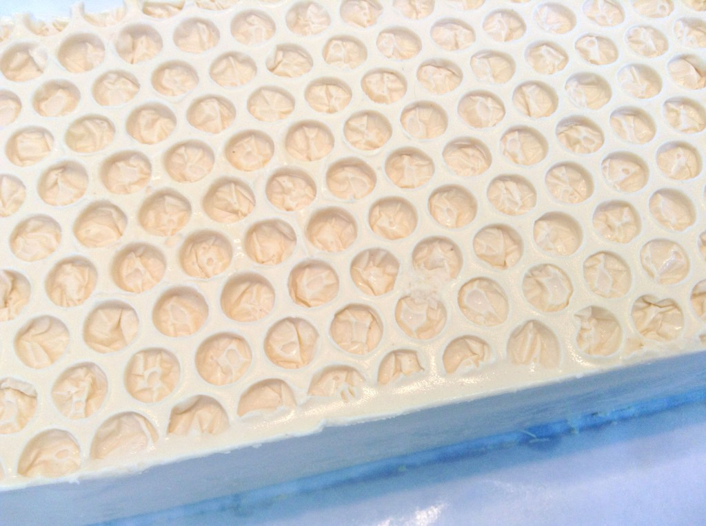 Soap in the Mold