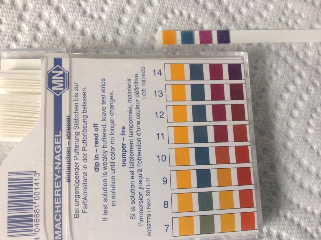 pH Test
